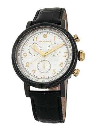 Reichenbach Chronograph silber/schwarz