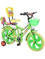 City Star Baby Bicycle (Green)