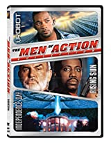 Men of Action Collection - I Robot/Independence Day/Rising Sun (Pack of 3)