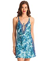 PrettySecrets Women's Satin Dressing Gowns