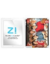 Zing Revolution One Direction Premium Vinyl Adhesive Skin for iPad 2 & iPad 4/3, 1D Boys Image, MS-1D10351