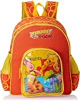 Disney Polyester 35.56 cms Children's Backpack (AGKRBG1047485)