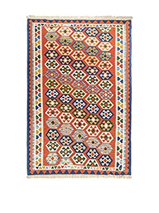 NAVAEI & CO. Teppich mehrfarbig 182 x 123 cm