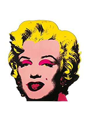 ArtopWeb Panel de Madera Warhol Marilyn Monroe