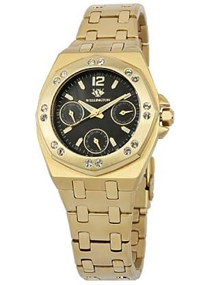 Wellington Damen-Armbanduhr XS Moana Analog Edelstahl beschichtet WN510-229