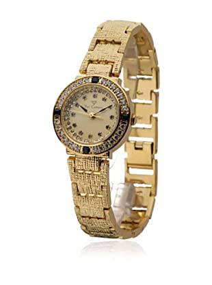 Yves Camani Reloj Lady Sapphire Oro