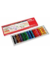 Oddy Oil Pastel Colors - Crayons- 25 Shades (Set of 3)