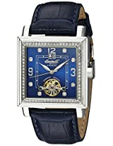 Ingersoll Women's IN5010BL Astoria Analog Display Automatic Self Wind Blue Watch