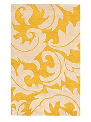 Soho Rugs Sunshine (Gold/Ivory)