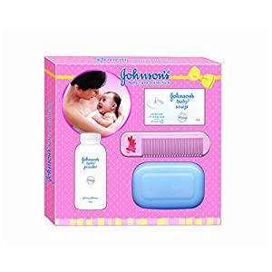Johnson's Baby Care Collection (Compact Collection)