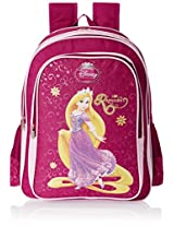 Princess 45 litres Majenta Children's Backpack (St-Dphp-2009-18)