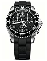 Swiss Army Victorinox Maverick Gs Rubber Mens Watch 241431