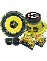 Pyle PLG6C 6.5-Inch 400-Watt 2-Way Custom Component System (Pair)