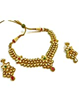 Divinique Jewelry High end kundan Necklace set