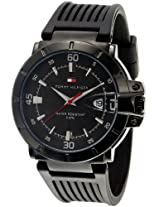 Tommy Hilfiger Analog Black Dial Men's Watch - NTH1790525J