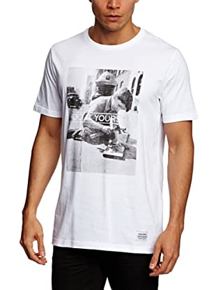 A QUESTION OF Camiseta Ilhan (Blanco)