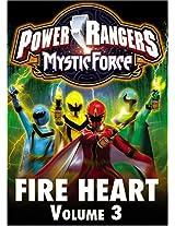 Power Rangers: Fire Heart - Volume 3