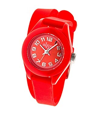 al&co Reloj Double Strap Rojo