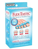 Profoot Flex-tastic Toe Relaxers Fits All (2 Pack)