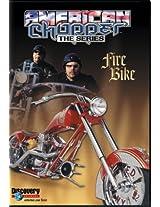 American Chopper - Firebike