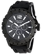 NAUTICA Analog Black Dial Men's Watch - N17594G