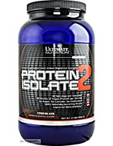 Ultimate Nutrition Protein Isolate2 2lbs