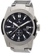 Esprit Chronograph Black Dial Men's Watch ES106371001