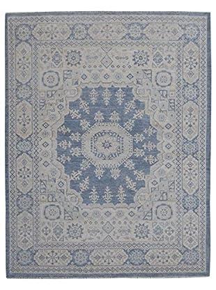 Kalaty One-of-a-Kind Pak Rug, Blue, 5' x 6' 8