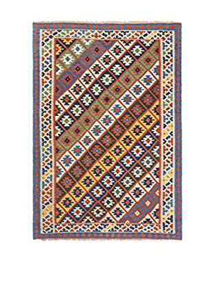 NAVAEI & CO. Teppich mehrfarbig 275 x 190 cm