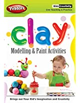 Clay Modelling & Paint Activities DVD (English)