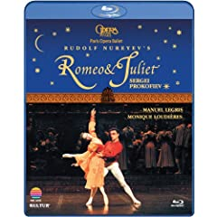 Romeo &amp; Juliet [Blu-ray] [Import]