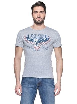 Zu Element Camiseta Speed Rebel (Gris Marengo)