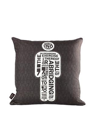 Inhabit AM 1 Pillow, Natural & Soy
