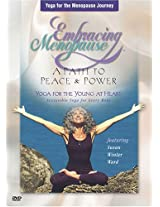 Embracing Menopause: A Yoga Path To Peace & Power (DVD)