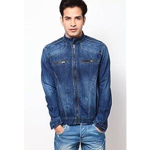 Blue Denim Jackets