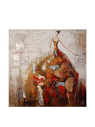 Arte Dal Mondo Leinwandbild Edgar Ramirez Donna