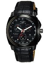 Rotary Analog Black Dial Men's Watch-EGS00003TZ104