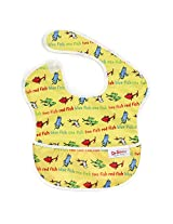Bumkins Super Bibs - One Fish Two Fish