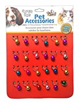 Super Dog Collar Bell set of 3