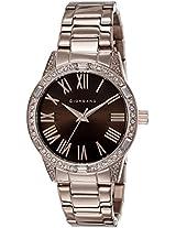 Giordano Analog Brown Dial Women's Watch - 2732-44