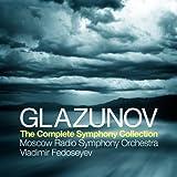 フェドセーエフのグラズノフ:交響曲全集