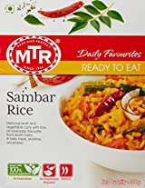 MTR RTE Sambar Rice, 300g