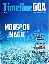 Timeline Goa (The Life & Style Magazine) (Volume 2, Issue 2, 2016)