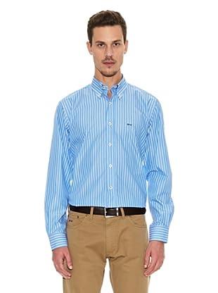 Tenkey Camisa Baldwin (Azul)