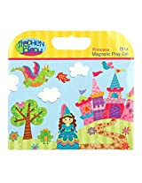 Stephen Joseph Princess Magnetic Play Set Board Game