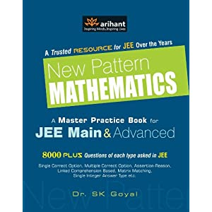 New Pattern IIT JEE Mathematics (Old Edition)