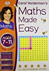 Maths Made Easy: Ages 7-11 Times Tables