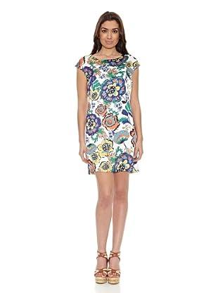 Sándalo Vestido Fuxia (Multicolor)