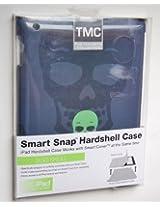 TMC The Macbeth Collection BGG SKULL iPad Smart Snap Hardshell Case