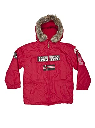 Geographical Norway/ Anapurna Anorak Aaron Boy (Rojo)